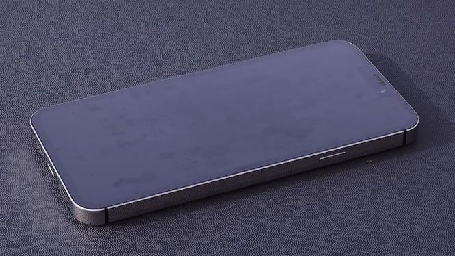 Ngỡ ngàng thiết kế tuyệt đẹp của iPhone 12: Vuông vắn góc cạnh, kích thước bằng iPhone 5s - ảnh 4