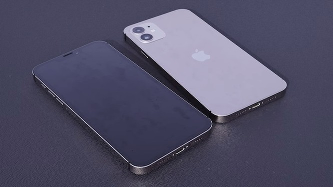 Ngỡ ngàng thiết kế tuyệt đẹp của iPhone 12: Vuông vắn góc cạnh, kích thước bằng iPhone 5s - ảnh 9