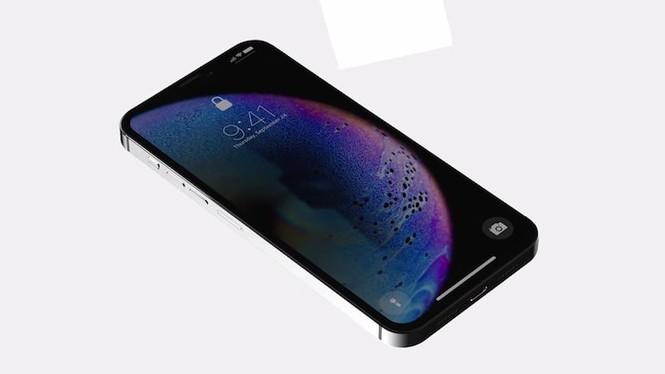 Ngỡ ngàng thiết kế tuyệt đẹp của iPhone 12: Vuông vắn góc cạnh, kích thước bằng iPhone 5s - ảnh 2