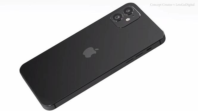 Ngỡ ngàng thiết kế tuyệt đẹp của iPhone 12: Vuông vắn góc cạnh, kích thước bằng iPhone 5s - ảnh 10