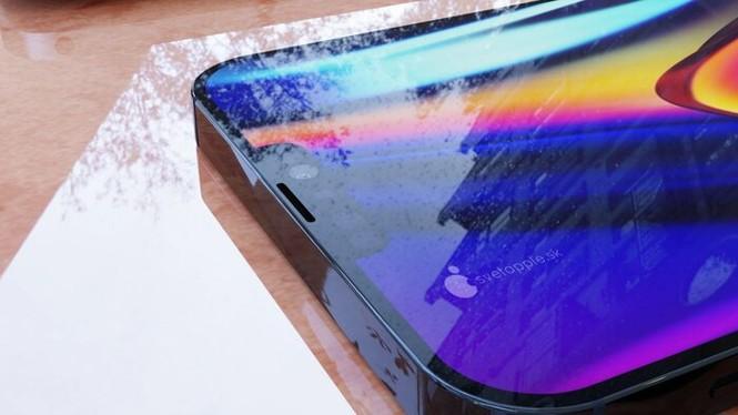 Cận cảnh iPhone 12 màu Navy Blue đẹp mê mẩn, đố các tín đồ Apple có thể cầm lòng - ảnh 2
