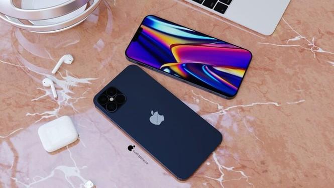Cận cảnh iPhone 12 màu Navy Blue đẹp mê mẩn, đố các tín đồ Apple có thể cầm lòng - ảnh 3