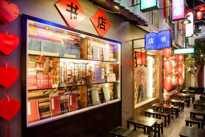 Quán chè phong cách Thượng Hải đầu tiên đã có mặt ở Hà Nội - ảnh 1