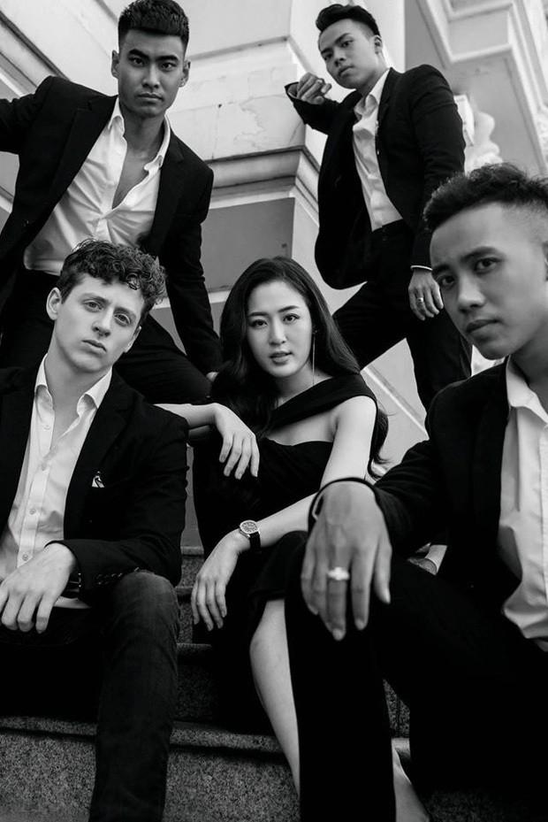 Nữ chính Thanh Tâm đi chơi với dàn trai đẹp Người Ấy Là Ai nhưng lại vắng mặt nhân vật này - ảnh 3