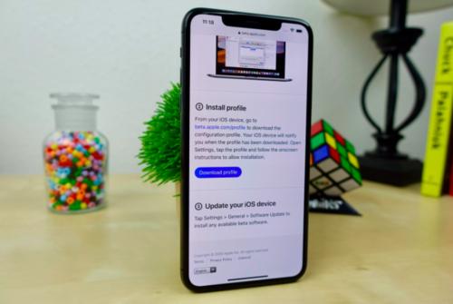 Người dùng iPhone có thể tải iOS 14 từ hôm nay và đây là cách giúp bạn làm điều đó - ảnh 1