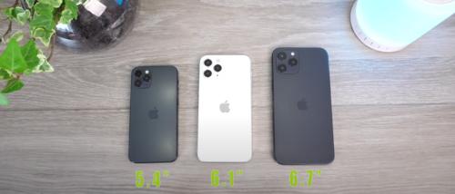 Bộ ba iPhone 12 của Apple lại xuất hiện trong một video mới với thiết kế cực kì ấn tượng - ảnh 2