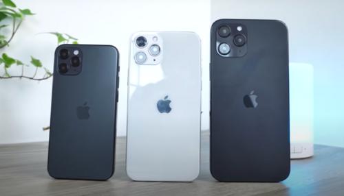 Bộ ba iPhone 12 của Apple lại xuất hiện trong một video mới với thiết kế cực kì ấn tượng - ảnh 4