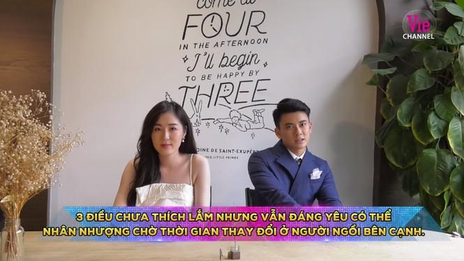 Nữ chính tập 8 Người Ấy Là Ai nói về Quang Lâm: