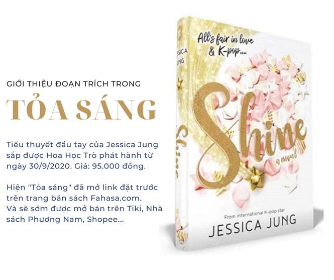Trích chương 1 Shine (Toả sáng) - Jessica Jung: