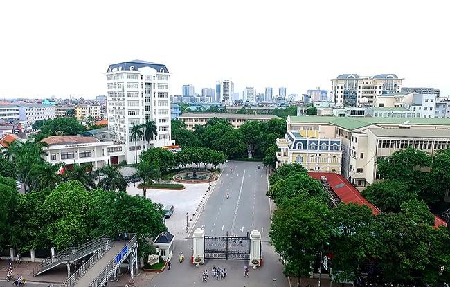 Các trường, khoa thuộc Đại học Quốc gia Hà Nội đồng loạt công bố điểm sàn xét tuyển 2020 - ảnh 3