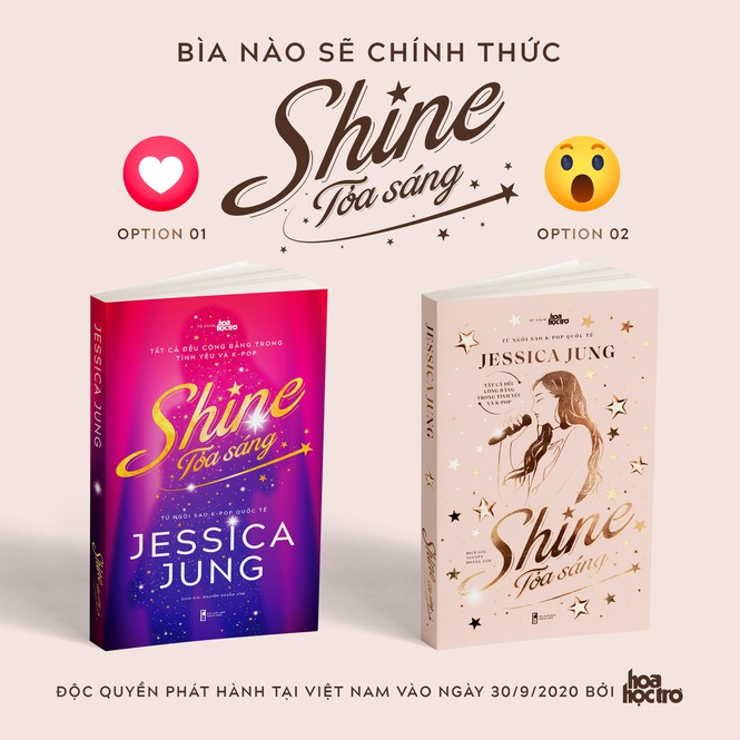 Sau 6 năm rời K-Biz, Jessica Jung lại toả sáng với cuốn tiểu thuyết đầu tay