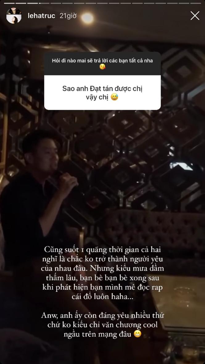 Blogger Hà Trúc đáp trả nhẹ nhàng mà sâu cay khi bị anti-fan chỉ trích
