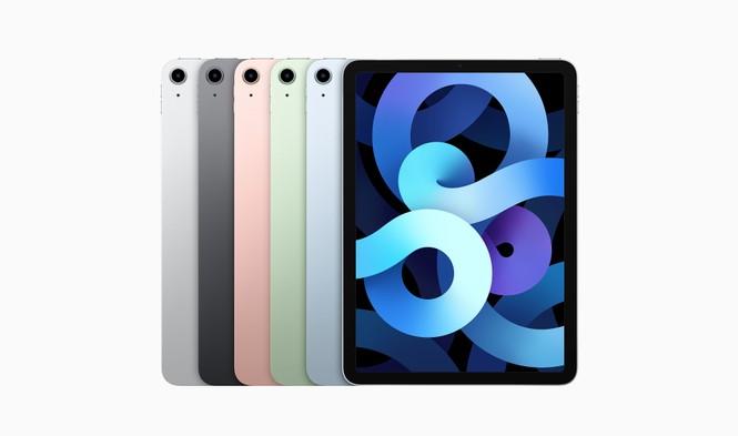 Thế hệ iPad 2020 của Apple: iPad Air với 5 phiên bản màu đẹp miễn bàn, iPad 8 giá cực tốt - ảnh 1
