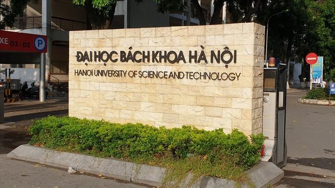 Trường Đại học Bách khoa Hà Nội công bố mức điểm nhận hồ sơ xét tuyển năm 2020 - ảnh 1