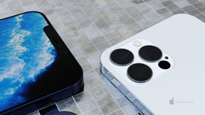 Loạt hình ảnh iPhone 12 Pro đẹp