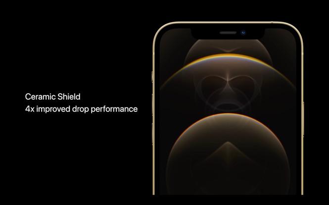 Phiên bản iPhone 12 Pro, iPhone 12 Pro Max: Màn hình lớn viền mỏng, có thêm 2 màu sắc mới - ảnh 4