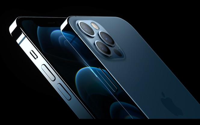 Phiên bản iPhone 12 Pro, iPhone 12 Pro Max: Màn hình lớn viền mỏng, có thêm 2 màu sắc mới - ảnh 7