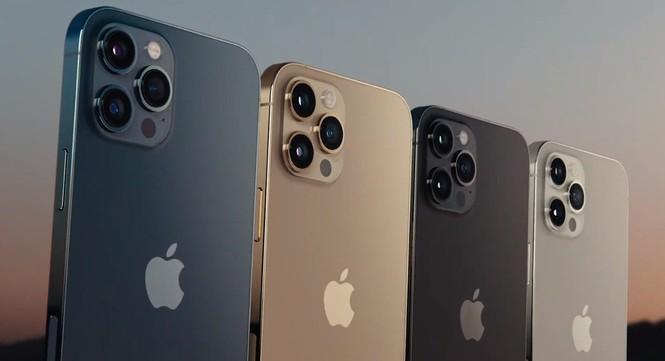 Phiên bản iPhone 12 Pro, iPhone 12 Pro Max: Màn hình lớn viền mỏng, có thêm 2 màu sắc mới - ảnh 1