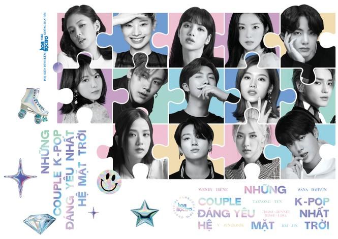 Hoa Học Trò 1345: Giỏ đựng hạt mầm tươi sáng, tặng ngay fanbook Những couple K-Pop - ảnh 1