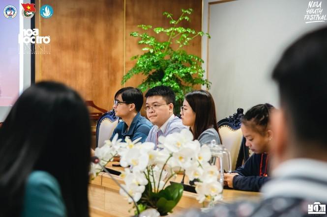 Bùng nổ sự trở lại của Ngày Hội Tuổi Trẻ - Neu Youth Festival ĐH Kinh Tế Quốc Dân - ảnh 2