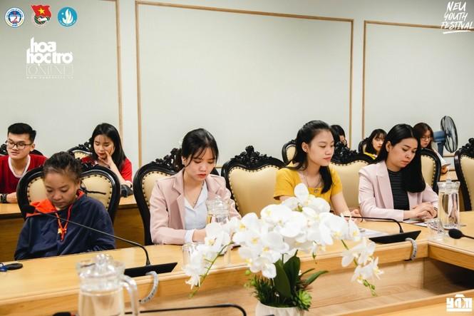 Bùng nổ sự trở lại của Ngày Hội Tuổi Trẻ - Neu Youth Festival ĐH Kinh Tế Quốc Dân - ảnh 3