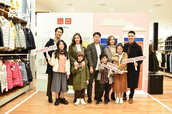 Hà Nội: Gia đình diễn viên Mạnh Trường cùng loạt KOLs nô nức mua sắm ở sự kiện thời trang - ảnh 2