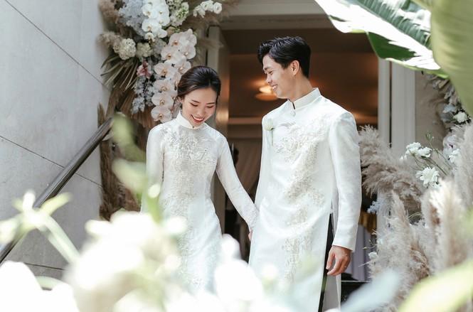 Công Phượng và Viên Minh sẽ tổ chức lễ cưới vào tháng 11 này ở cả 3 tỉnh, thành - ảnh 2