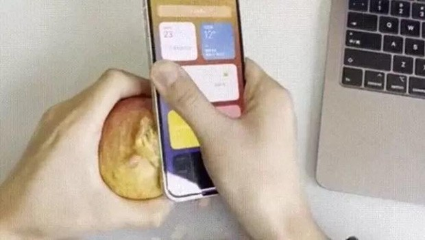 Viền iPhone 12 sắc đến mức có thể gọt táo, làm đứt tay người dùng, thực hư là thế nào? - ảnh 1