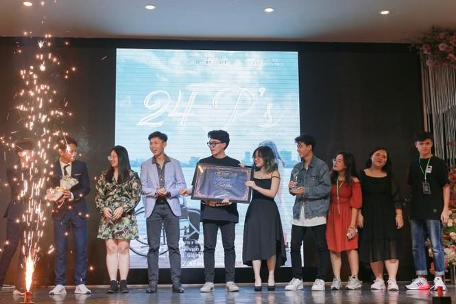 Lễ trao giải kết hợp đêm prom: Chandelier - khoảnh khắc toả sáng của teen Sư phạm - ảnh 5