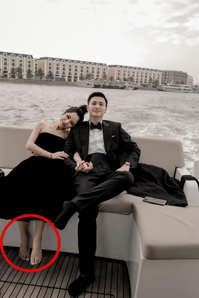 Diễn viên Huỳnh Anh khoe ảnh bên bạn gái mới nhưng dân mạng lại chú ý vào chi tiết này - ảnh 2