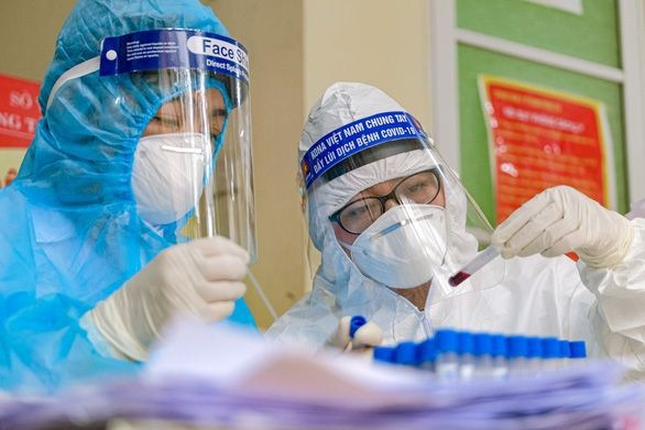 TP.HCM: Xác định gần 500 ca F1 liên quan đến giáo viên tiếng Anh nhiễm COVID-19 - ảnh 1