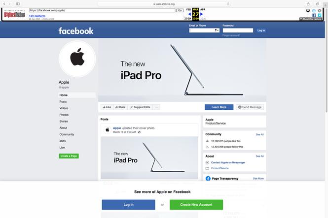 """Chuyện Facebook gỡ """"tick xanh"""" fanpage của Apple: Thực chất Apple chưa từng có tick xanh! - ảnh 2"""