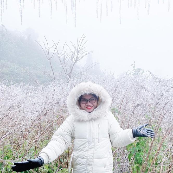 Giới trẻ đua nhau check-in tuyết rơi lãng mạn ở Sa Pa: Đừng quên lưu ý quan trọng này! - ảnh 3
