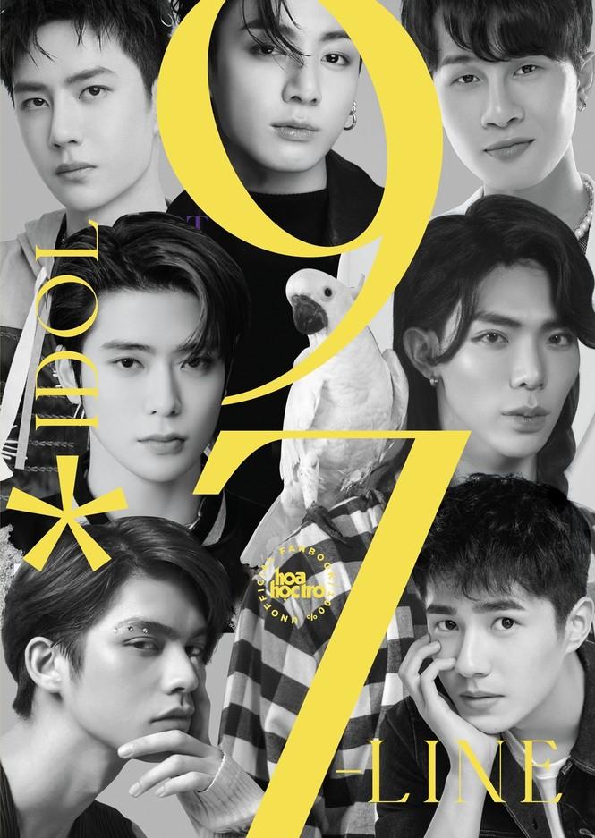 Hoa Học Trò 1352: Sải bước tiến vào năm mới, nhận ngay fanbook khổ lớn Idol 97-Line - ảnh 2
