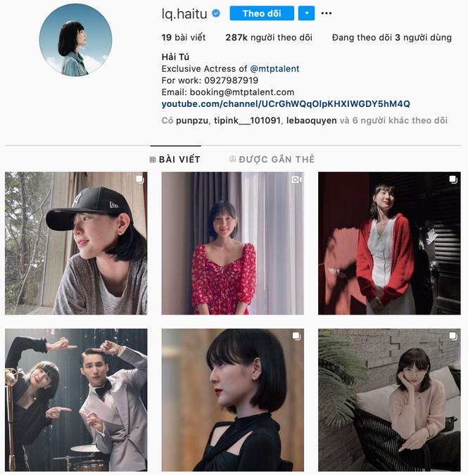 Instagram của Sơn Tùng M-TP cán mốc 6 triệu lượt theo dõi, Thiều Bảo Trâm có động thái mới - ảnh 5