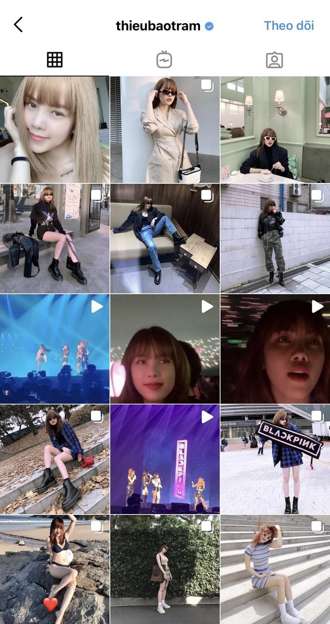 Instagram của Sơn Tùng M-TP cán mốc 6 triệu lượt theo dõi, Thiều Bảo Trâm có động thái mới - ảnh 4