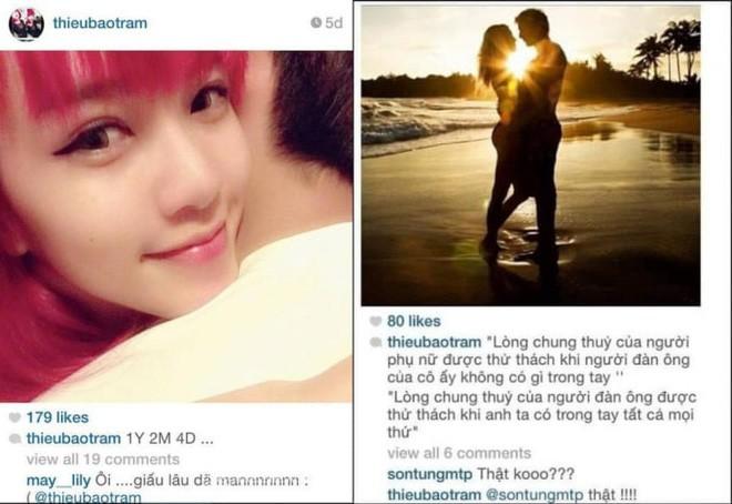 Instagram của Sơn Tùng M-TP cán mốc 6 triệu lượt theo dõi, Thiều Bảo Trâm có động thái mới - ảnh 3