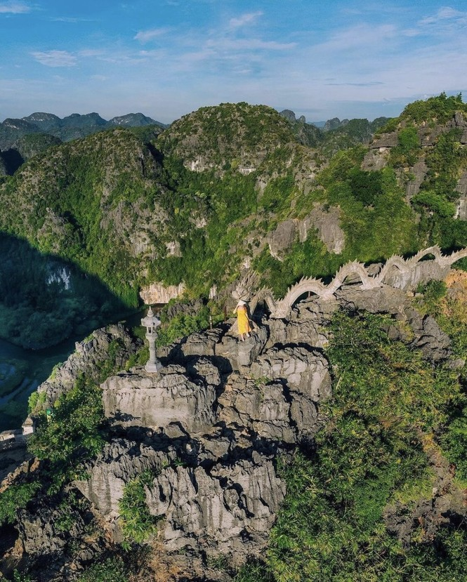 Du lịch mùa Tết Nguyên đán Tân Sửu 2021: Top 3 địa danh đẹp và an toàn ngay gần Hà Nội - ảnh 2