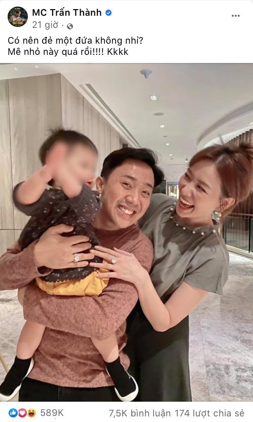 MC Trấn Thành lên tiếng bảo vệ Hari Won: