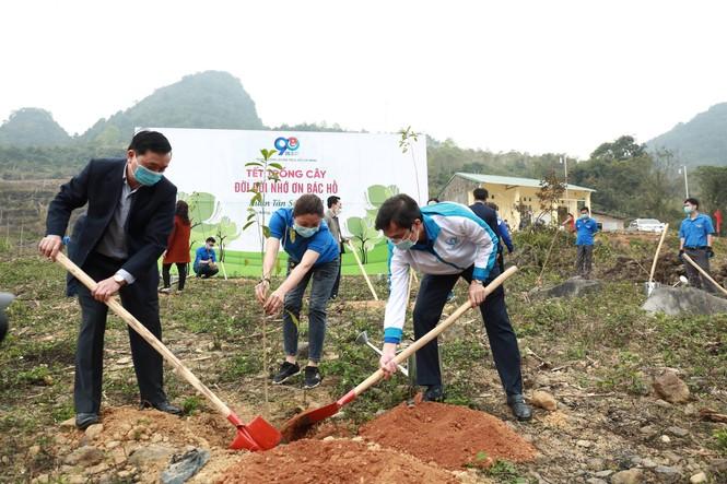 Nhiều hoạt động ý nghĩa được Trung ương Đoàn TNCS Hồ Chí Minh khởi động trong Tháng Thanh niên - ảnh 1