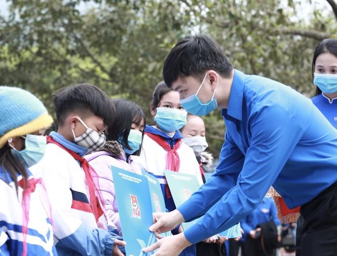 Nhiều hoạt động ý nghĩa được Trung ương Đoàn TNCS Hồ Chí Minh khởi động trong Tháng Thanh niên - ảnh 3