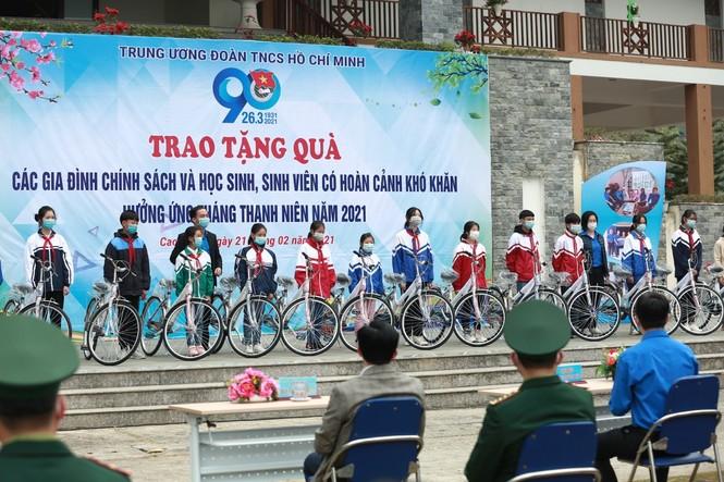 Nhiều hoạt động ý nghĩa được Trung ương Đoàn TNCS Hồ Chí Minh khởi động trong Tháng Thanh niên - ảnh 6