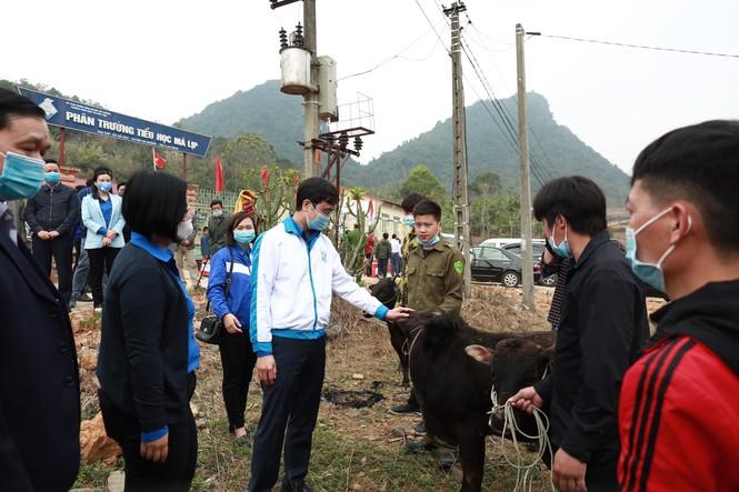 Nhiều hoạt động ý nghĩa được Trung ương Đoàn TNCS Hồ Chí Minh khởi động trong Tháng Thanh niên - ảnh 2