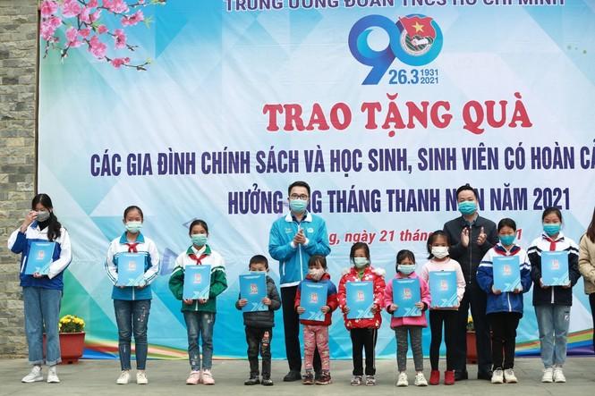 Nhiều hoạt động ý nghĩa được Trung ương Đoàn TNCS Hồ Chí Minh khởi động trong Tháng Thanh niên - ảnh 4