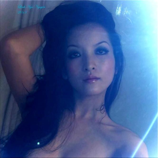 """Linh Nga sexy không kém """"nữ thần"""" Monica Bellucci - ảnh 6"""