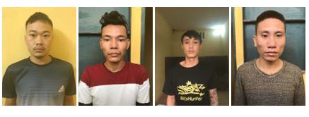 Khởi tố nhóm đối tượng trộm cắp chuyên nghiệp ở Hải Phòng - ảnh 1