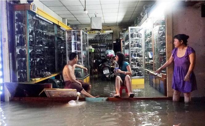Đề xuất chống ngập sân bay Tân Sơn Nhất bằng máy bơm 'siêu khủng' - ảnh 4