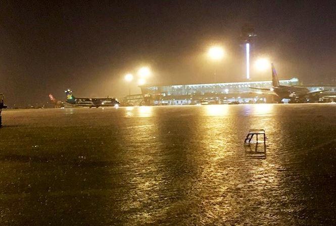 Đề xuất chống ngập sân bay Tân Sơn Nhất bằng máy bơm 'siêu khủng' - ảnh 3