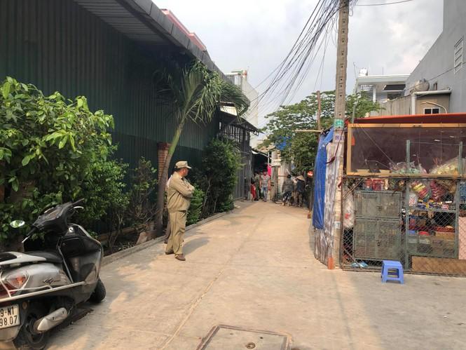 Nghi án chồng giết vợ rồi tự sát ở Sài Gòn - ảnh 1