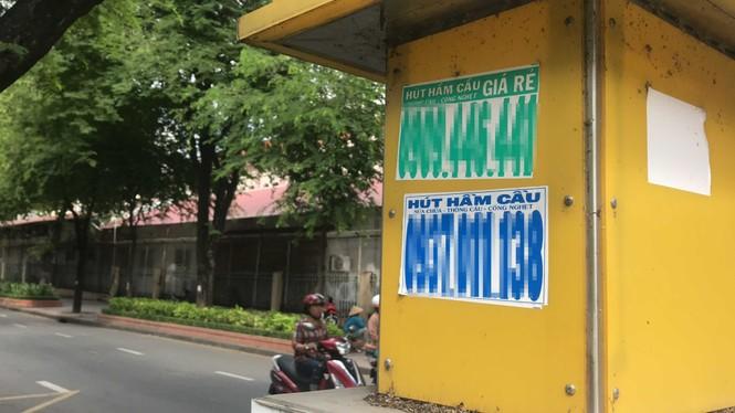 Cận cảnh những điểm đón taxi hoang phế ở Sài Gòn - ảnh 7
